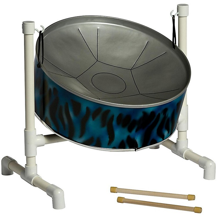 Fancy Pans16WT Wild Things Pentatonic Steel DrumBlues Print