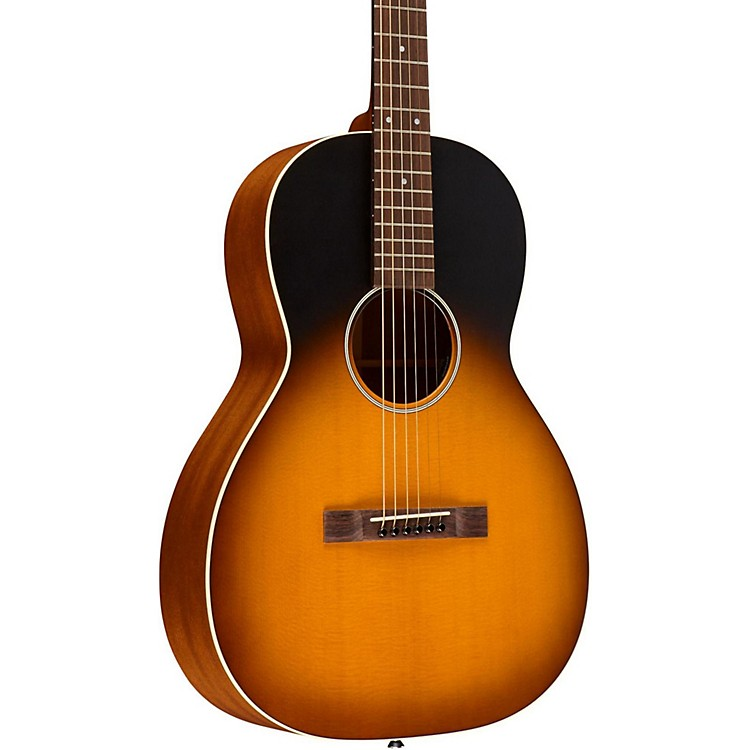 Martin17 Series 00-17SE Grand Concert Acoustic-Electric GuitarWhiskey Sunset