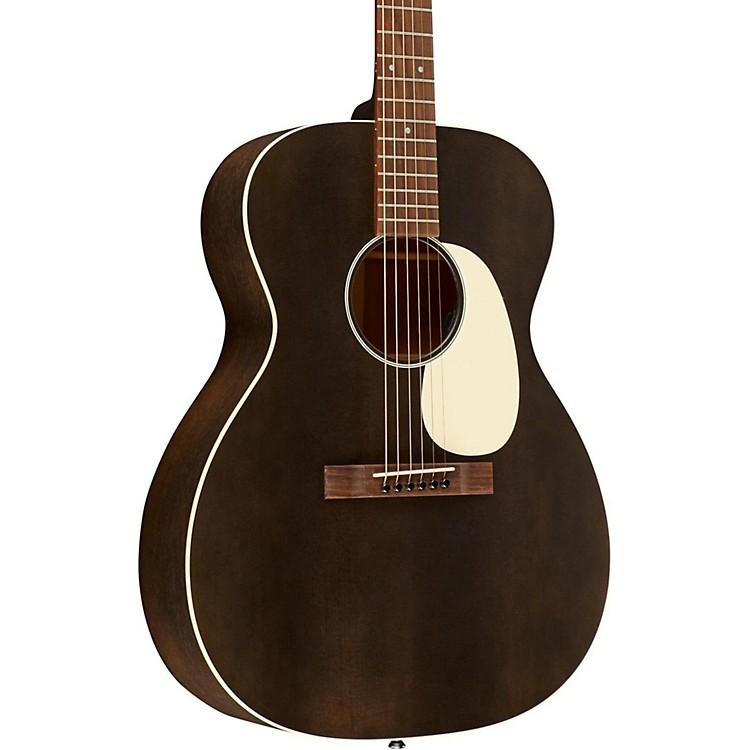 Martin17 Series 000-17E Auditorium Acoustic-Electric GuitarBlack Smoke