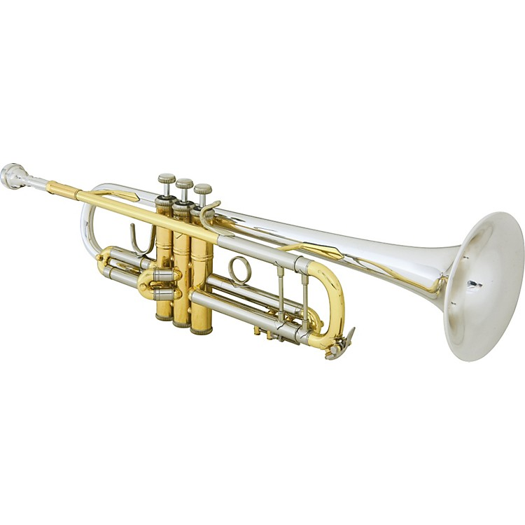 Bach 180-43 Stradivarius Series Bb Trumpet  18043R Lacquer, Sterling Silver Bell