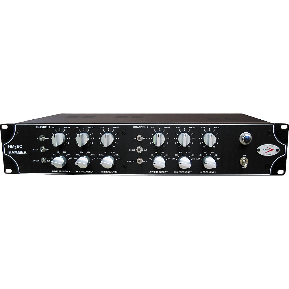 Upc 889406090958 A Designs Hm2eq Hammer Dual Mono 3 Band Tube Equalizer Product Image For