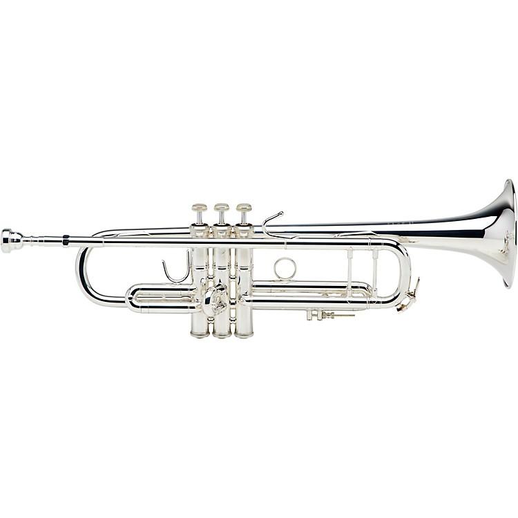 Bach180S37 Stradivarius Series Bb TrumpetSilverGold Brass Bell