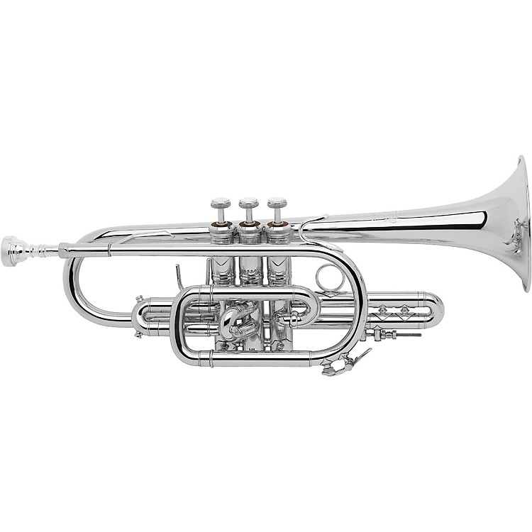Bach181SML Stradivarius Series Bb Cornet