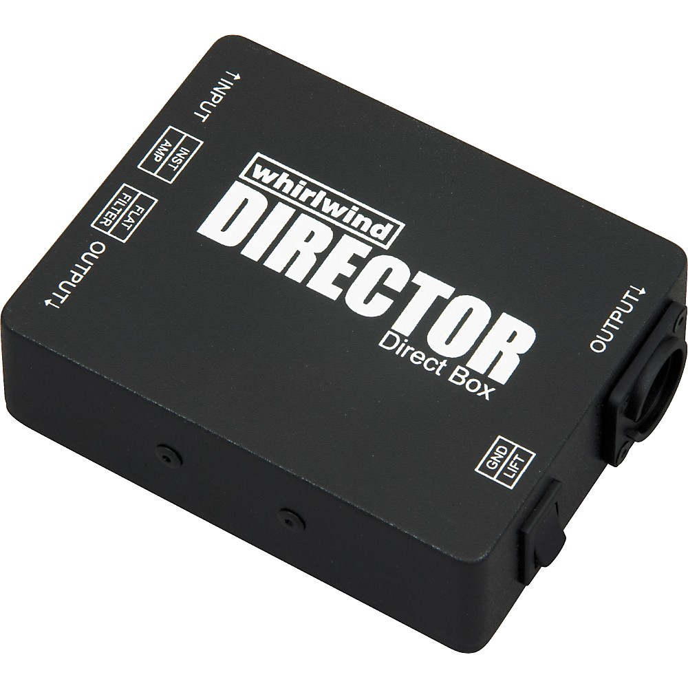Upc 692465000772 Whirlwind Director Pa Direct Box With