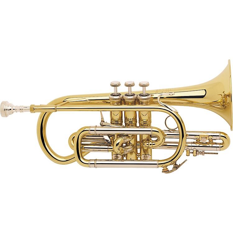 Bach184L Stradivarius Series Bb Cornet