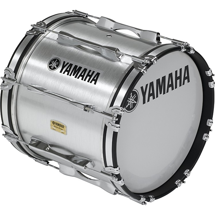 Yamaha 18x14 8200 Series Field Corp Series Bass Drum White 18x14