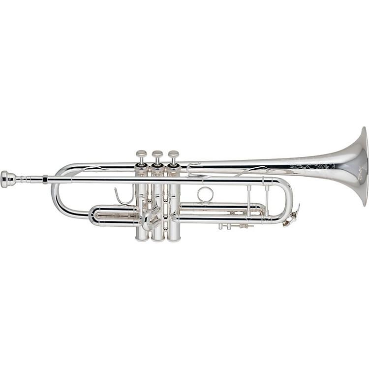 Bach19037 Stradivarius Series 50th Anniversary Bb Trumpet190S37 Silver