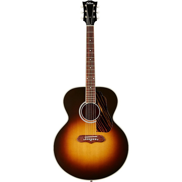 Gibson 1941 SJ-100 Acoustic Electric Guitar Vintage Sunburst