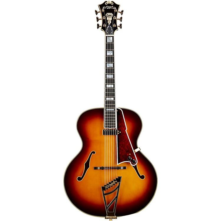 D'Angelico1942 Masterbuilt in USA Hollowbody Electric GuitarSunburst