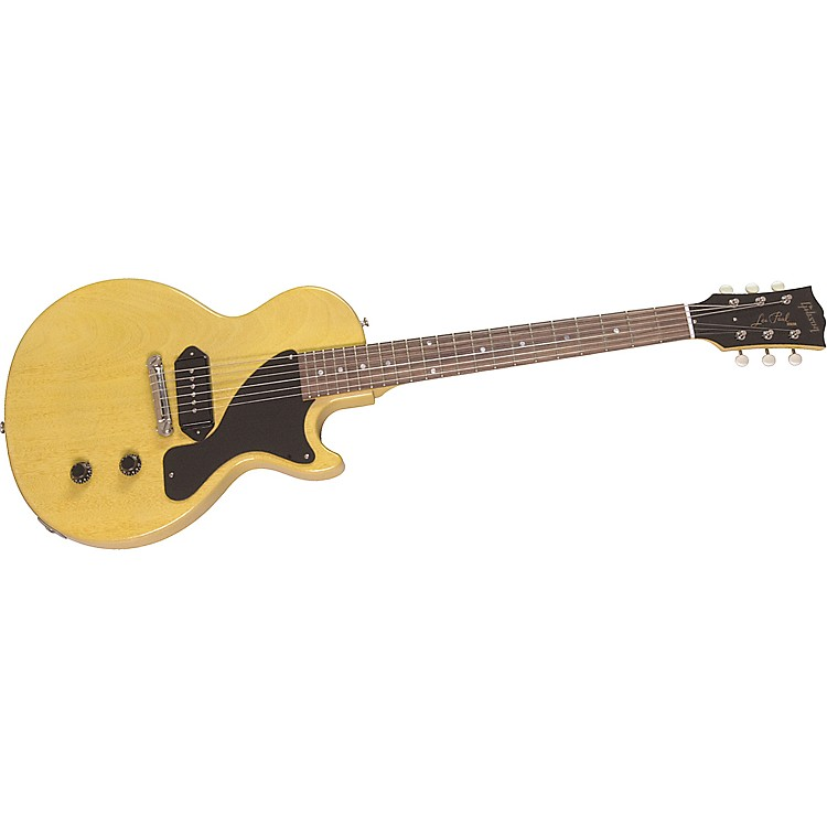 Gibson Custom 1957 Les Paul Junior Single Cutaway Electric Guitar TV Yellow