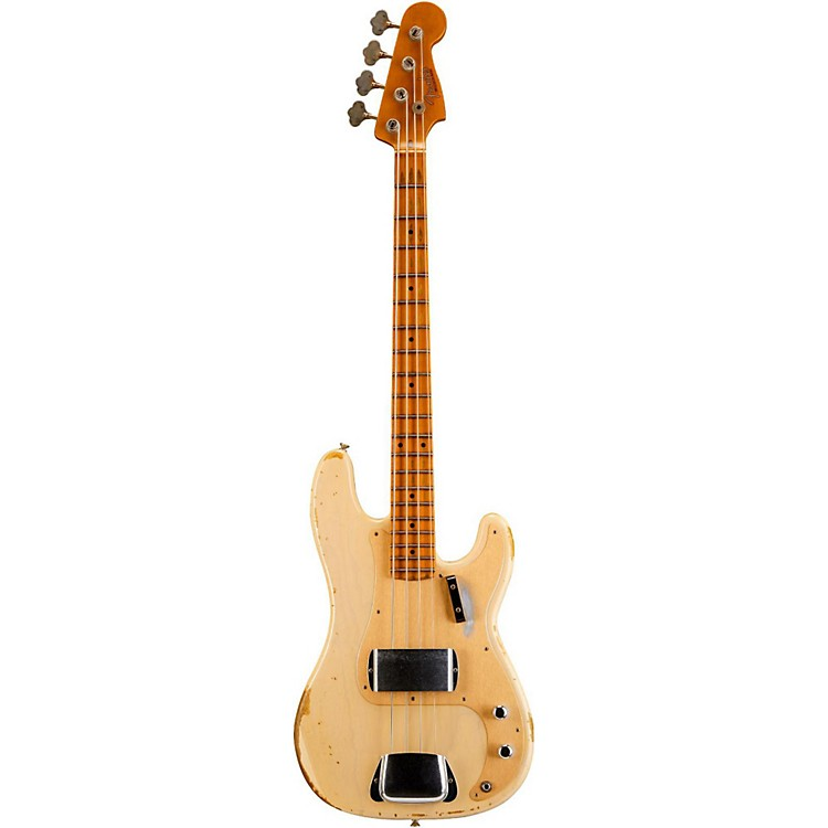 Fender 1957 Precision Bass Heavy Relic Electric Bass Guitar