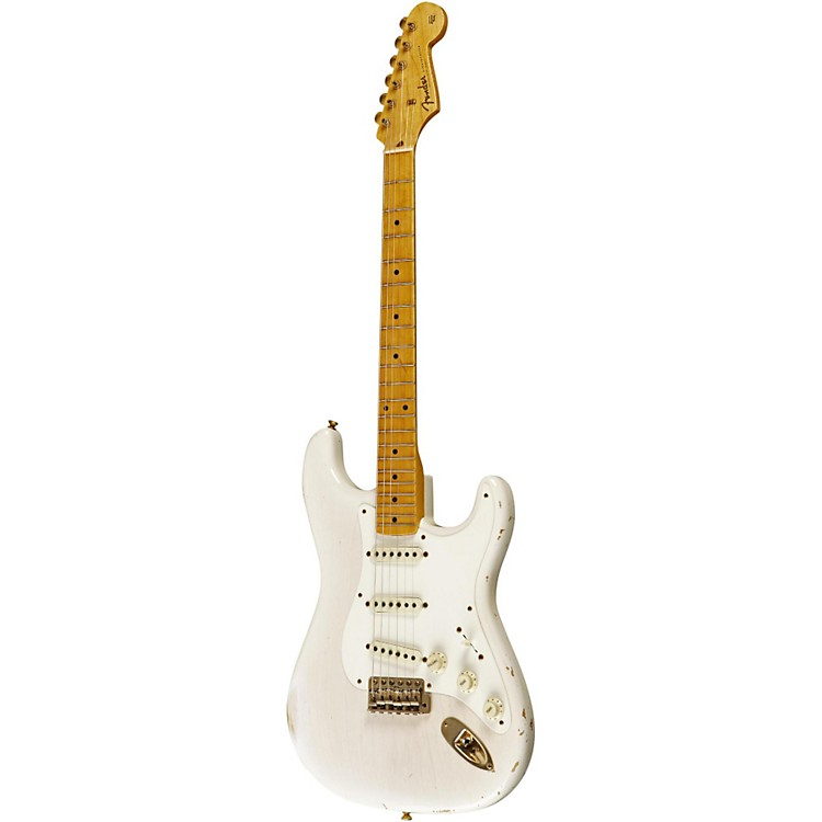 Fender Custom Shop 1957 Stratocaster Relic Ash Gold Hardware Master Built by Dale Wilson Mary Kaye Blonde