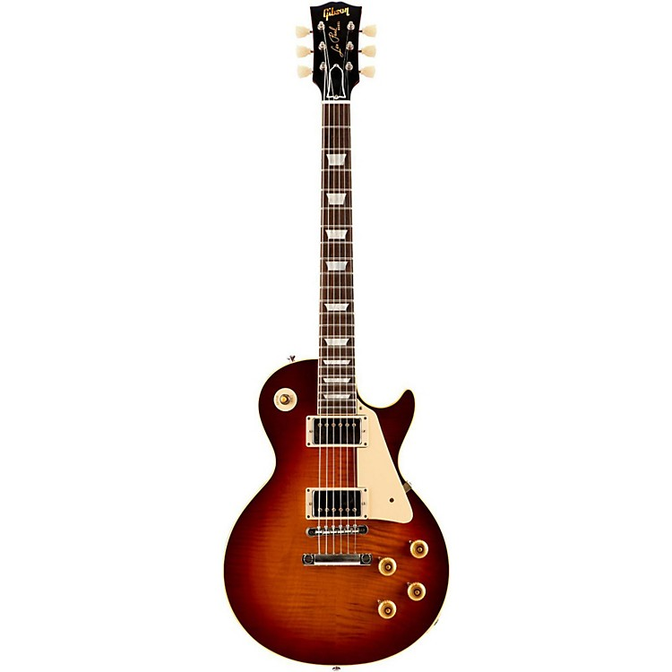 Gibson Custom1959 Historic Select Les Paul Electric GuitarBeauty of the Burst Page 74
