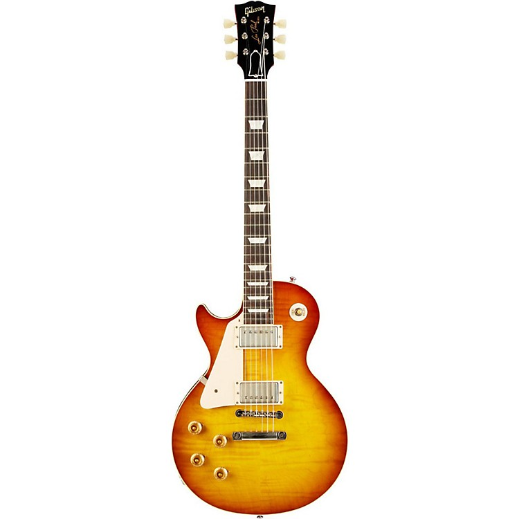 Gibson Custom 1959 Les Paul Reissue VOS Left-Handed Electric Guitar