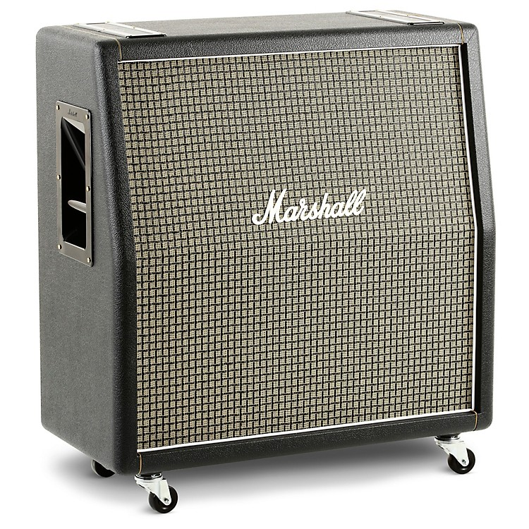 Marshall 1960AX or 1960BX 100W 4x12 Guitar Extension Cabinet Angled