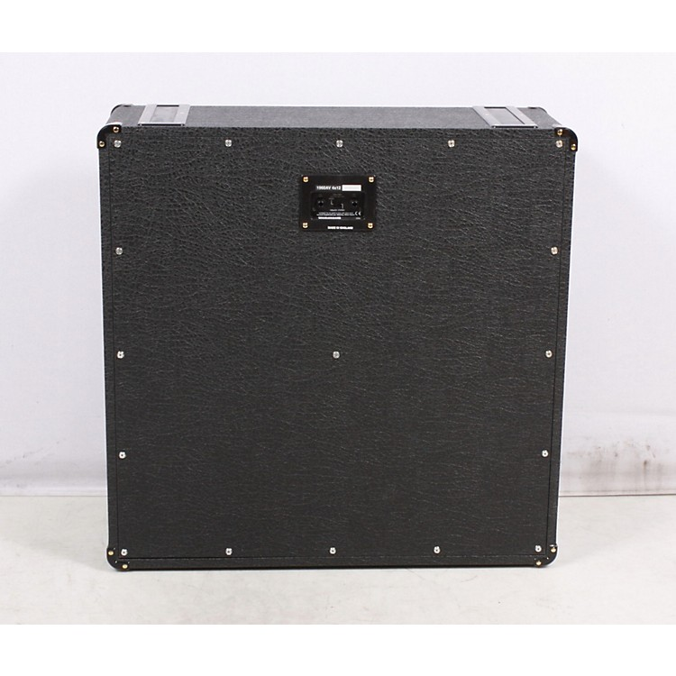 Marshall 1960V 280W 4x12 Guitar Extension Cabinet Angled 886830352256