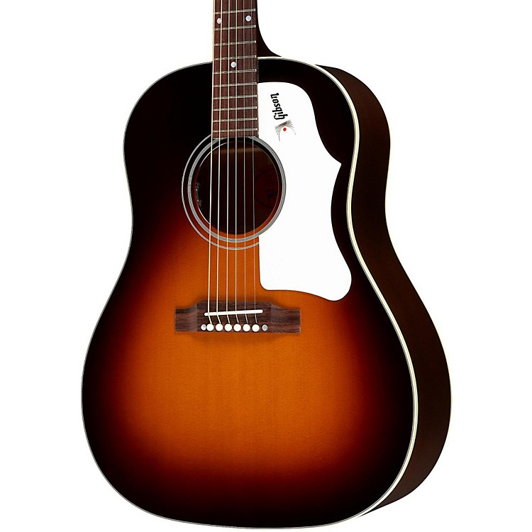 gibson 1960 39 s j 45 acoustic electric guitar music123. Black Bedroom Furniture Sets. Home Design Ideas
