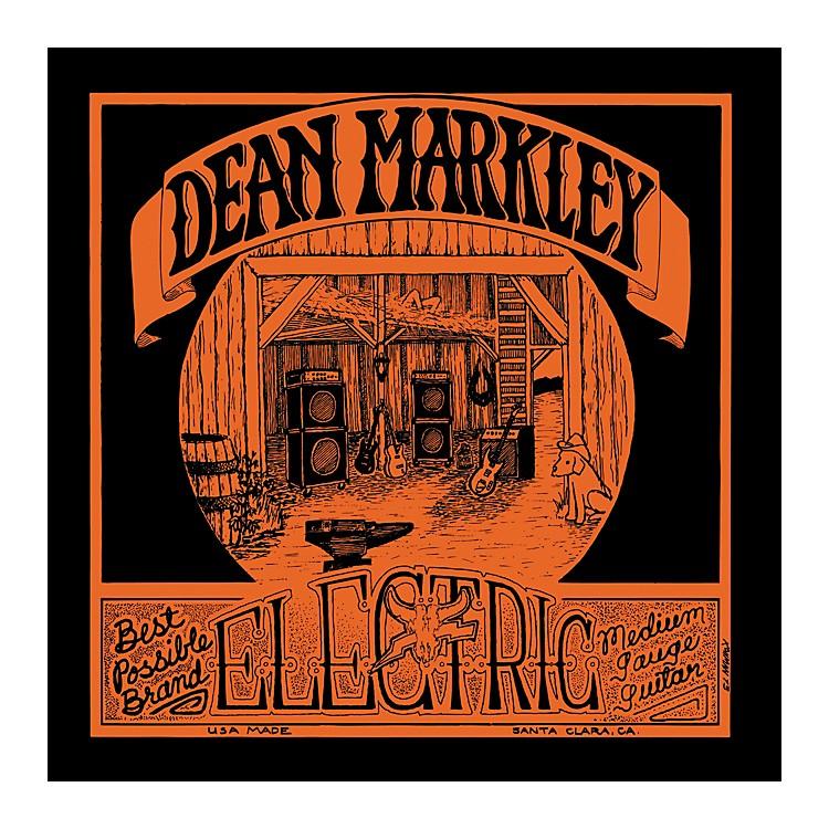 Dean Markley1975 Vintage Reissue Medium Electric Guitar Strings 12-Pack