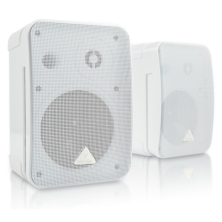 Behringer1C Studio Monitor Speakers PairWhite