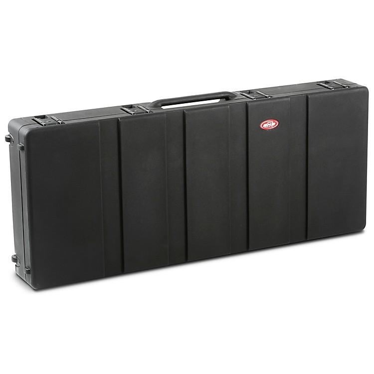 SKB1SKB-R5220W Roto Molded 76-Note Keyboard CaseBlack