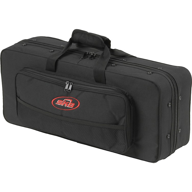 SKB 1SKB-SC340 Alto Sax Soft Case Black, Rectangular