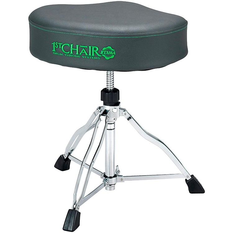 Tama1st Chair Ergo-Rider Drum Throne in Dark Olive
