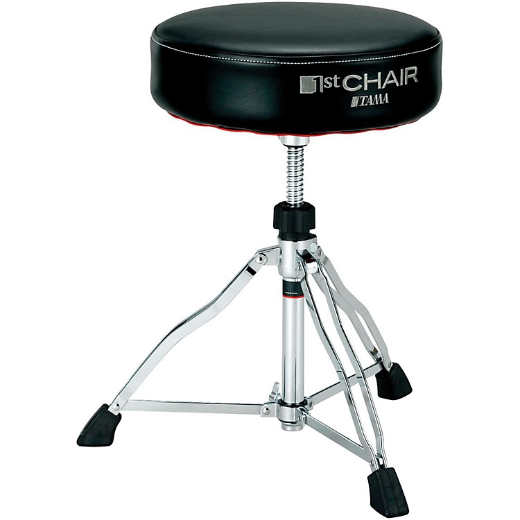 Tama 1st Chair Round Rider Drum Throne Black