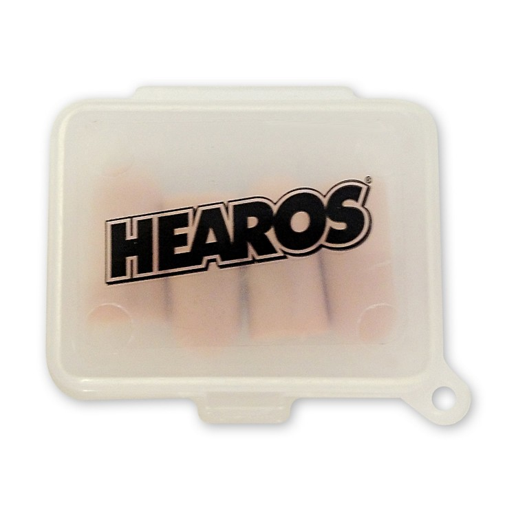 Hearos2 Pair Ear PlugsNoise Reduction Rating 32
