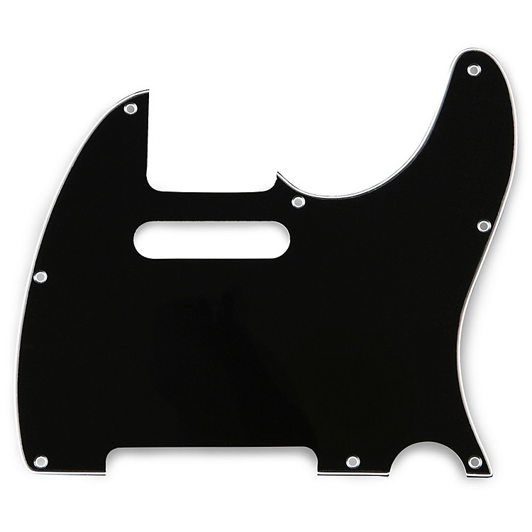 Musician's Gear 2 Single-Coil Tele Pickguard