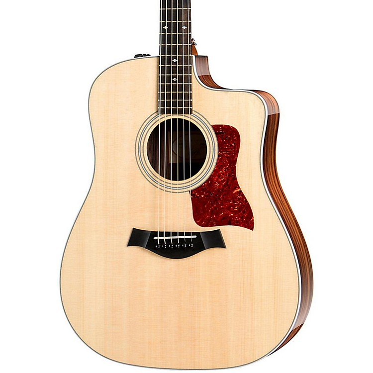 Taylor200 Series 210ce Deluxe Dreadnought Acoustic-Electric GuitarNatural