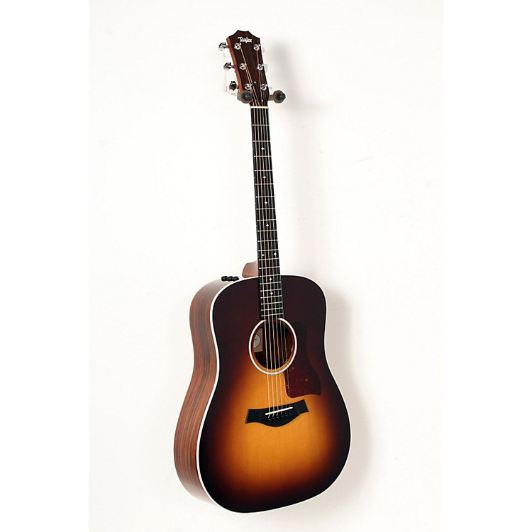 Taylor 200 Series 210e Deluxe Dreadnought Acoustic-Electric Guitar Tobacco Sunburst 888365850672
