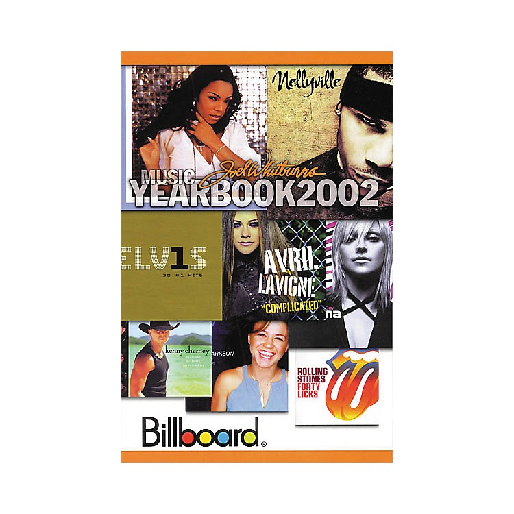 Record Research2002 Billboard Music (Yearbook)