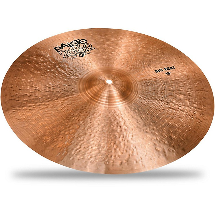 Paiste 2002 Black Big Beat 19 in.