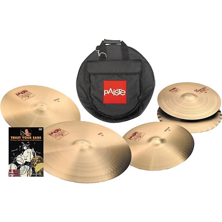 Paiste2002 Bonham Cymbal Pack