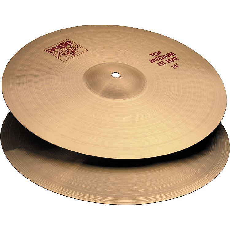 Paiste 2002 Medium HiHats  14