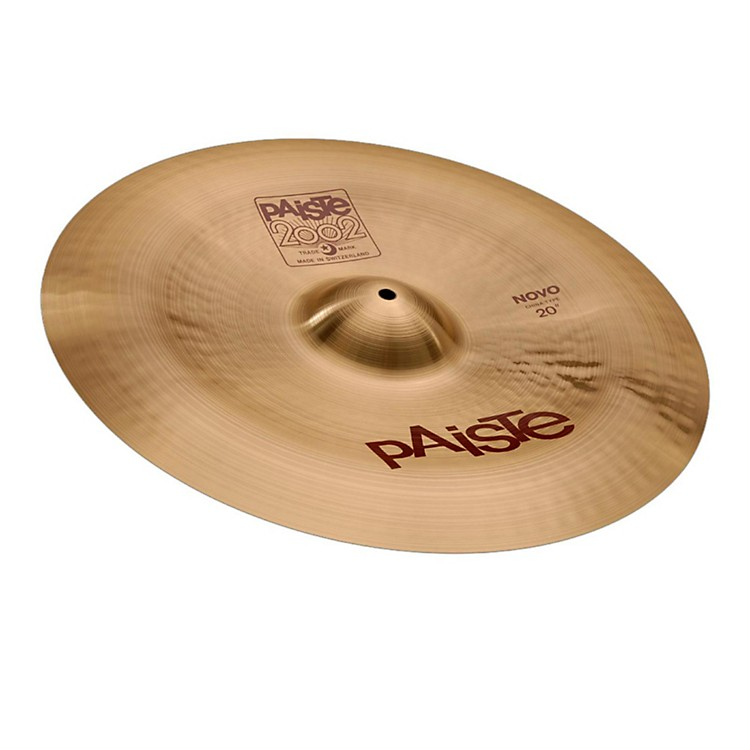 Paiste 2002 Nova China Cymbal  20 in.