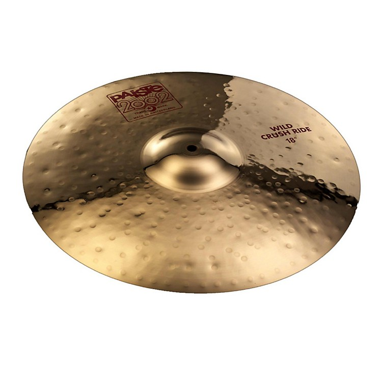 Paiste 2002 Wild Crush Ride Cymbal 19 in.
