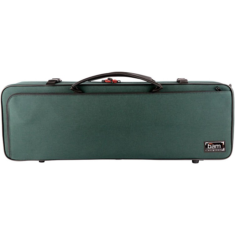 Bam 2002S Classic Violin Case Forest Green