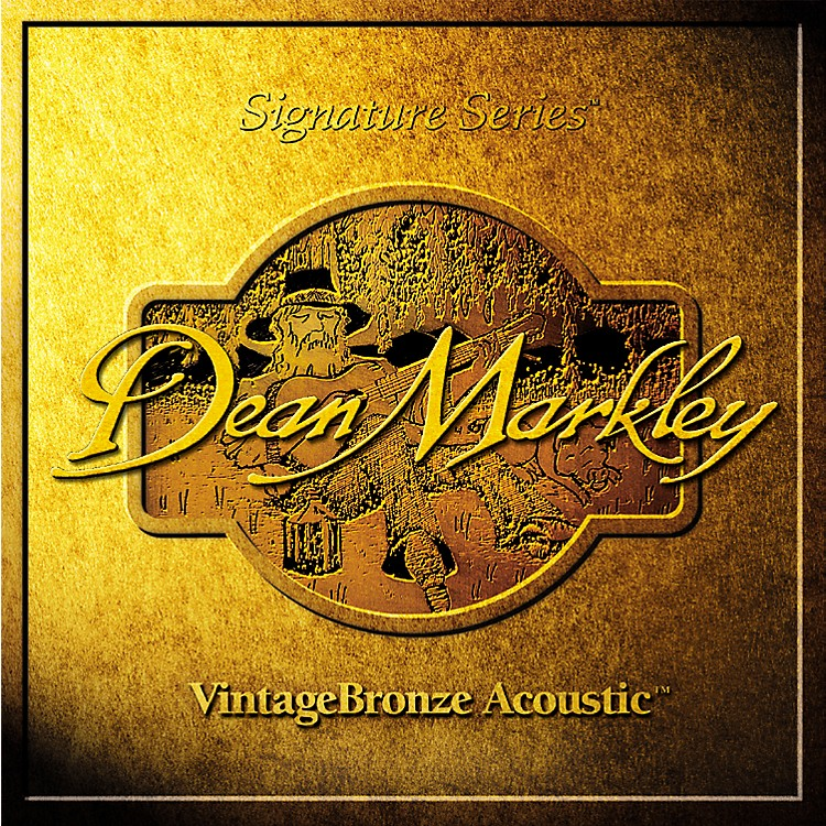 Dean Markley 2003A VintageBronze CL Acoustic Guitar Strings