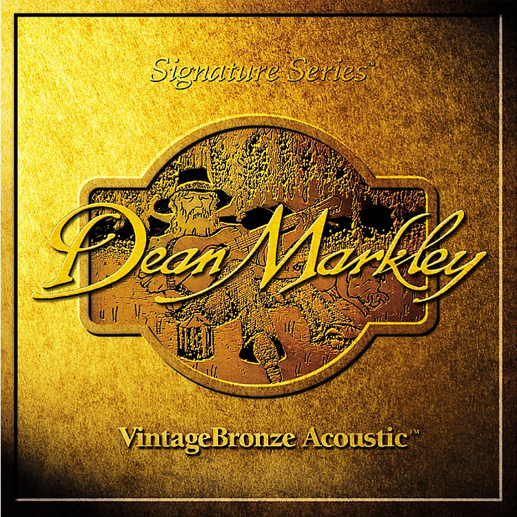 Dean Markley 2007A VintageBronze TMD Acoustic Guitar Strings