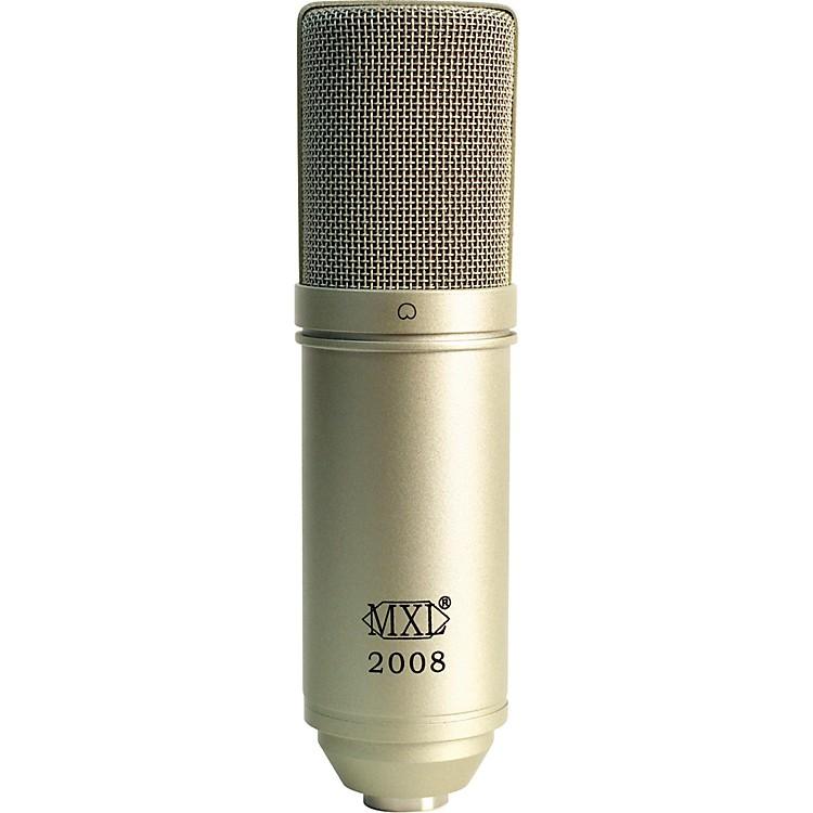 MXL2008 Large Diaphragm Condenser MicNickel