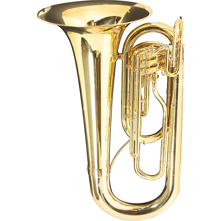 Kanstul 201 Series 3-Valve 4/4 Marching BBb Tuba