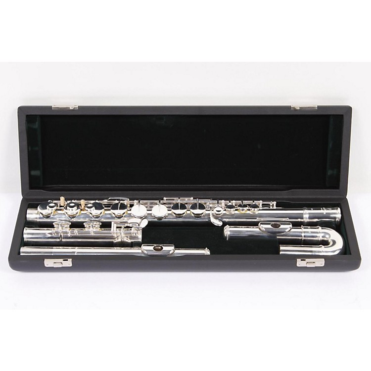 Pearl Flutes 201 Series Alto Flute Straight And Curved Headjoints 886830696268