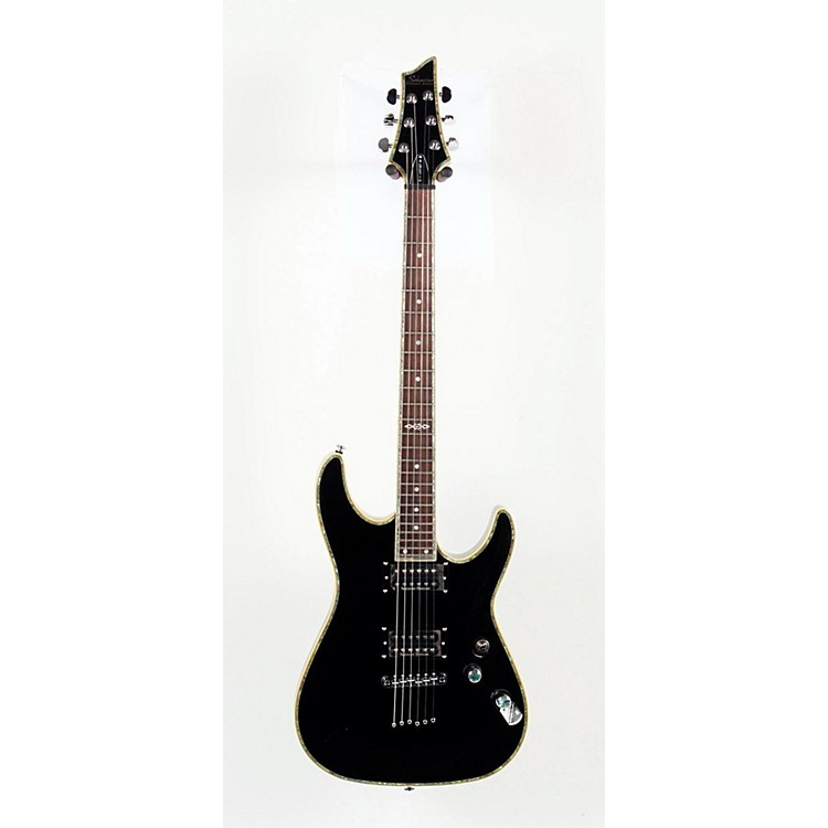 Schecter Guitar Research 2011 C-1 Artist III Electric Guitar Black 888365049335