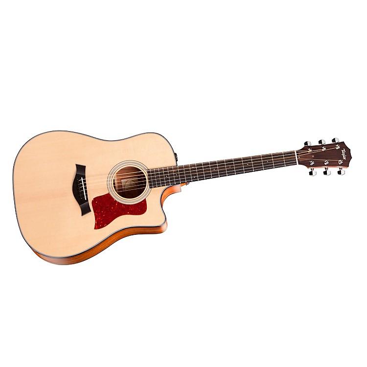 Taylor2012 310ce-LTD Spring Limited Edition Koa Dreadnought Acoustic-Electric Guitar