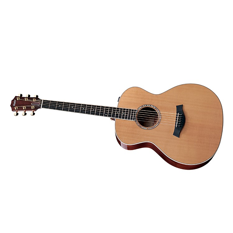 Taylor 2012 GA5e-L Mahogany/Cedar Grand Auditorium Left-Handed Acoustic-Electric Guitar