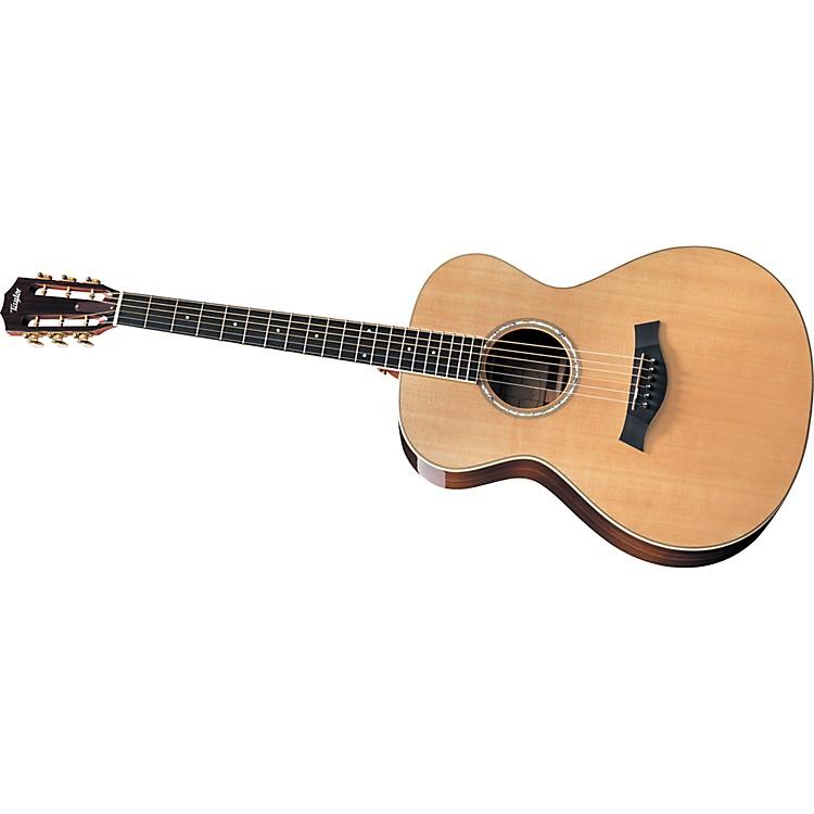 Taylor2012 GC7-L Rosewood/Cedar Grand Concert Left-Handed Acoustic Guitar