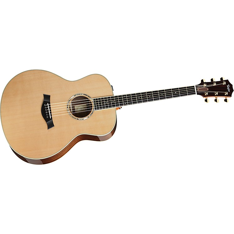 Taylor 2012 GS7e-L Rosewood/Cedar Grand Symphony Left-Handed Acoustic-Electric Guitar