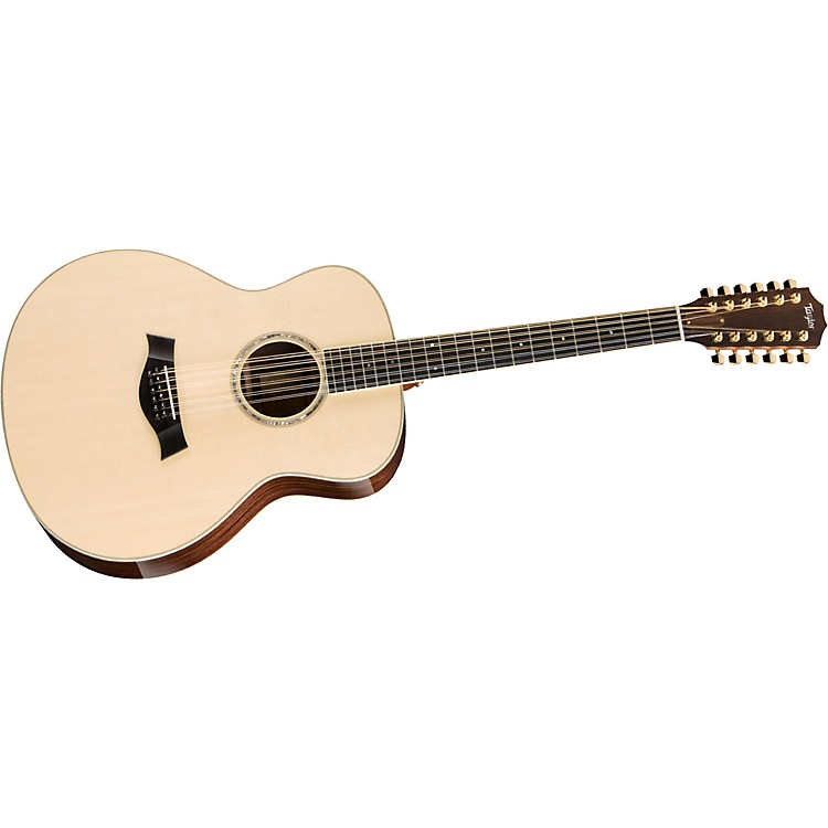 Taylor 2012 GS8-12-L Rosewood/Spruce Grand Symphony 12-String Left-Handed Acoustic Guitar