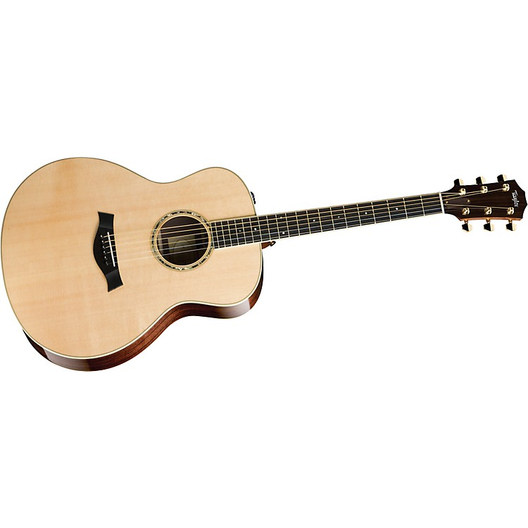 Taylor 2012 GS8e-L Rosewood/Spruce Grand Symphony Left-Handed Acoustic-Electric Guitar